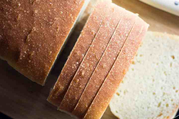 image of sliced bread