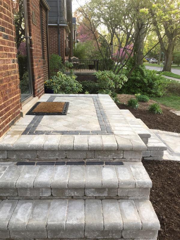 brick paver installation michigan