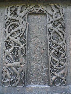 urnes-save-church-iconography