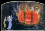 Simon Marmion, The Visions of Tondal, c. 1470, Los Angeles, J. Paul Getty Museum, MS 30.