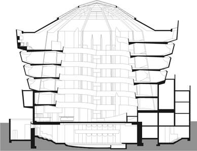 Looking Sideways: Reframing Current Courthouse Design