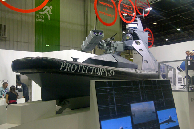 Euronaval Roundup: Maritime Security Goes to New Lengths, Heights