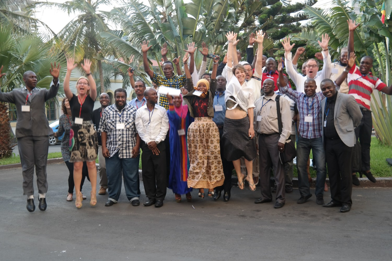 #ISOCdakar14 Group Photo