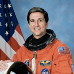 Astronaut (Retired) Don Thomas