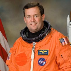 Mike Foreman - Hometown Hero Astronaut