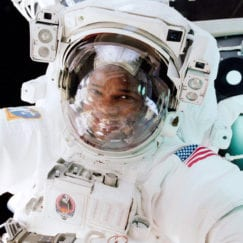 ROBERT CURBEAM ASTRONAUT (Retired)