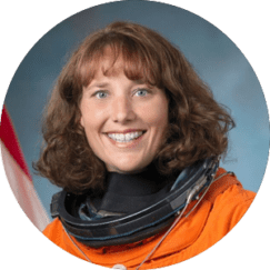 Dottie Metcalf-Lindenburger; Astronaut (Retired) & Hometown Hero