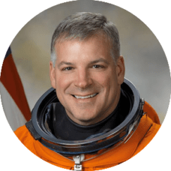 GREG H. JOHNSON ASTRONAUT (Retired)