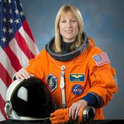 Astronaut (Retired) Kay Hire