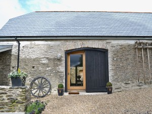 Higher Patchole Holiday Cottages - Threshing Barn