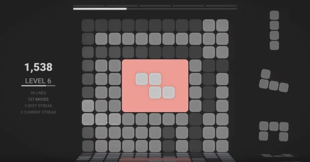 Inline game screenshot