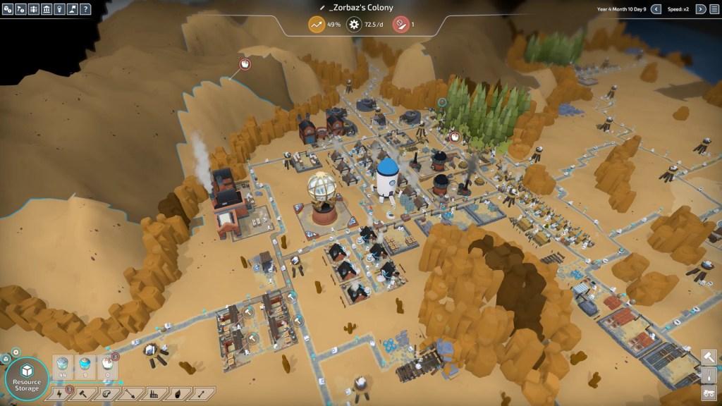 The Colonist screenshot
