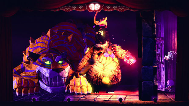 Puppeteer for PS3