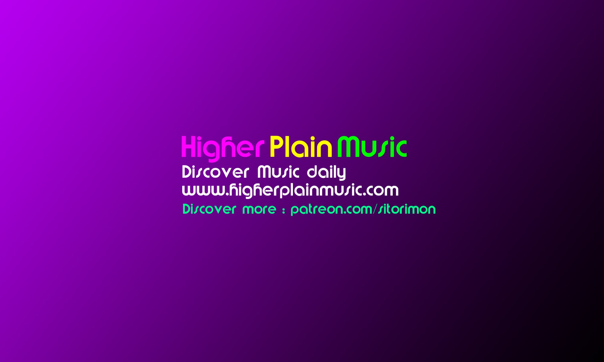 Higher Plain Music