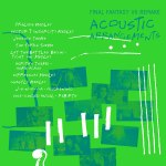 cover art for final fantasy 7 acoustic arrangements