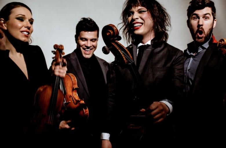 photo of Attacca Quartet