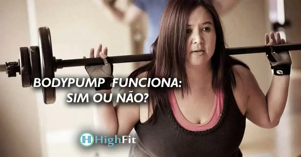 Benefícios do Bodypump | Bodypump funciona: SIM ou NÃO?