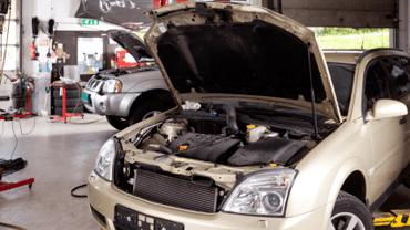 Mechanical repairs   Highgate Garage, Whitchurch