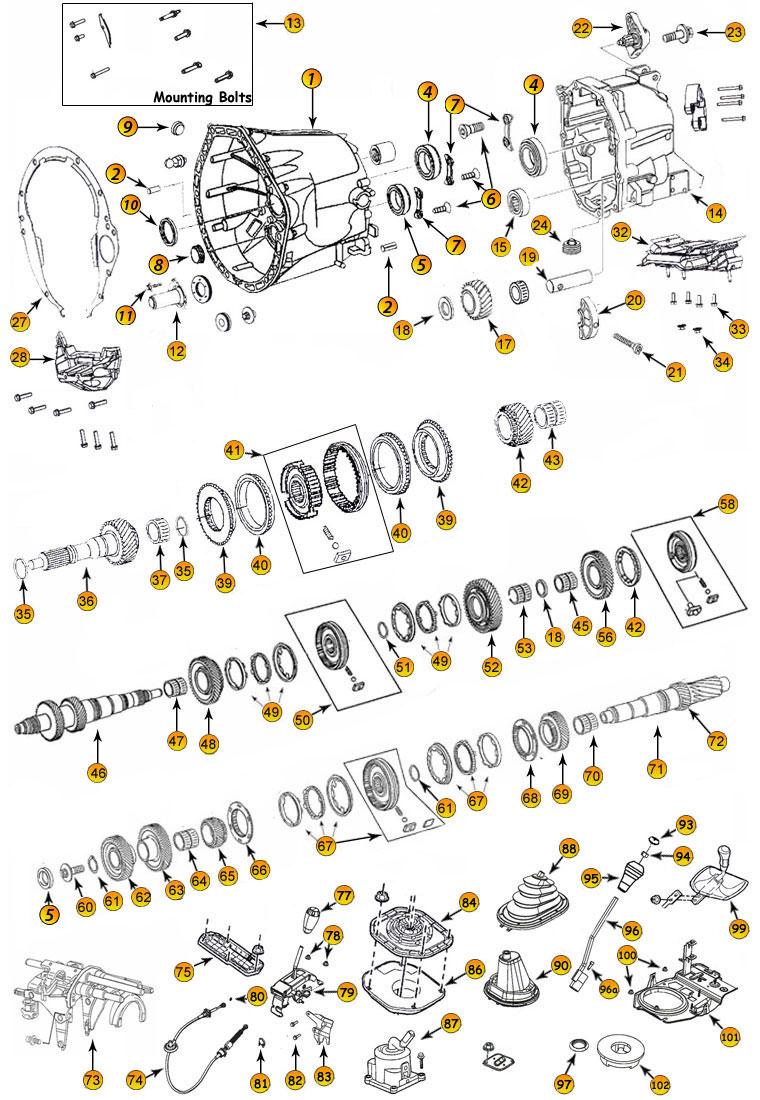 medium resolution of 2004 ford f 150 transmission diagram