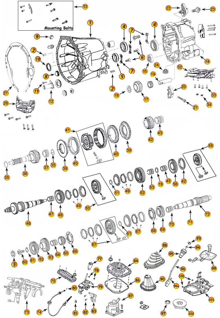 hight resolution of 2004 ford f 150 transmission diagram