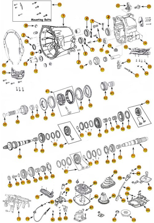 small resolution of 2004 ford f 150 transmission diagram