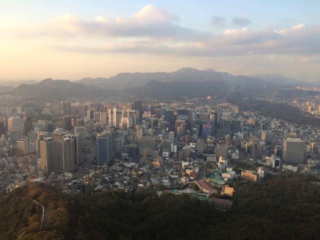 Namsan View
