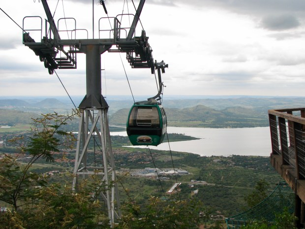 Harties Aerial Cableway - new cars