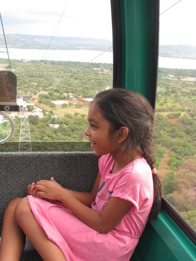 Harties Aerial Cableway - Zee