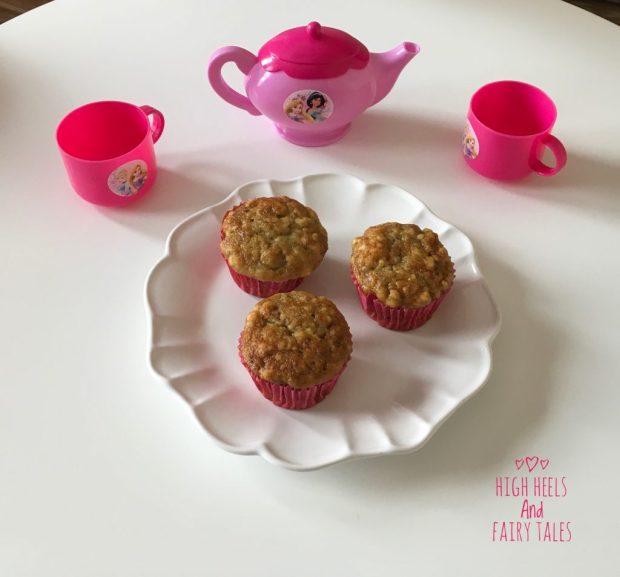 Recipe - banana muffins