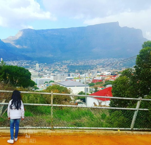 Bo-Kaap Table Mountain