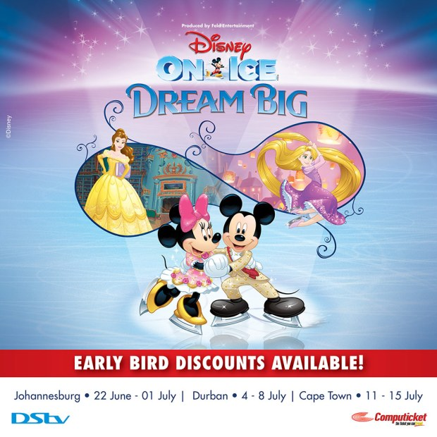 Disney On Ice Dream Big