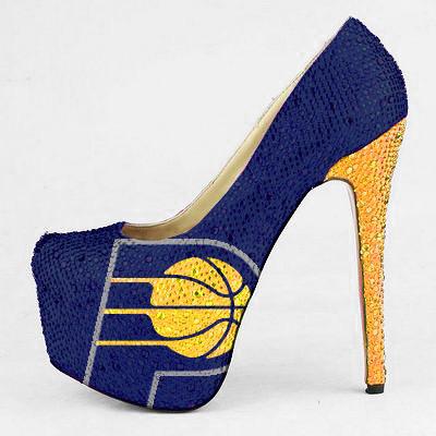 basketball stilettos