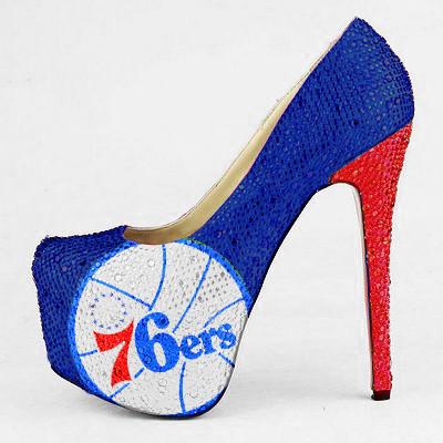 NBA stilettos