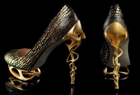 Anastasia Radevich shoes
