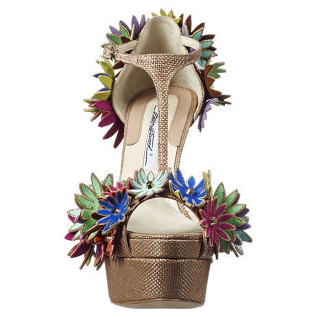 Eva Herzigova shoes pool