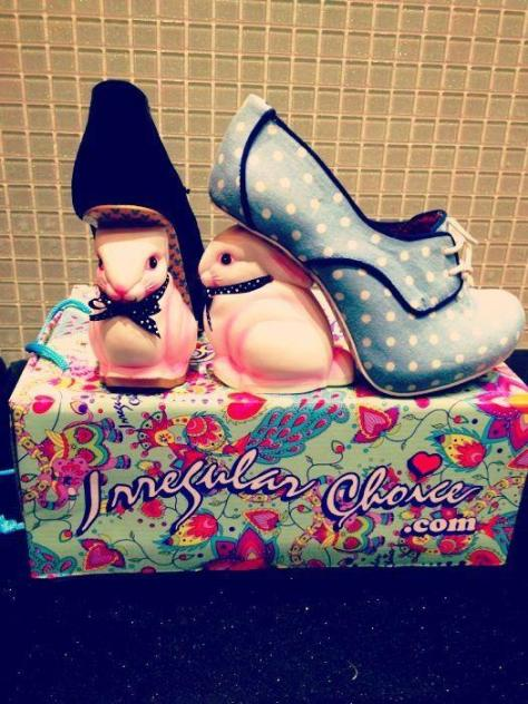 Irregular Choice high heels