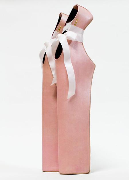 Lady Gaga high heels