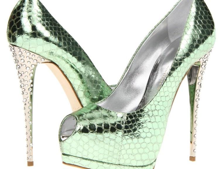 Giuseppe Zanotti high heels