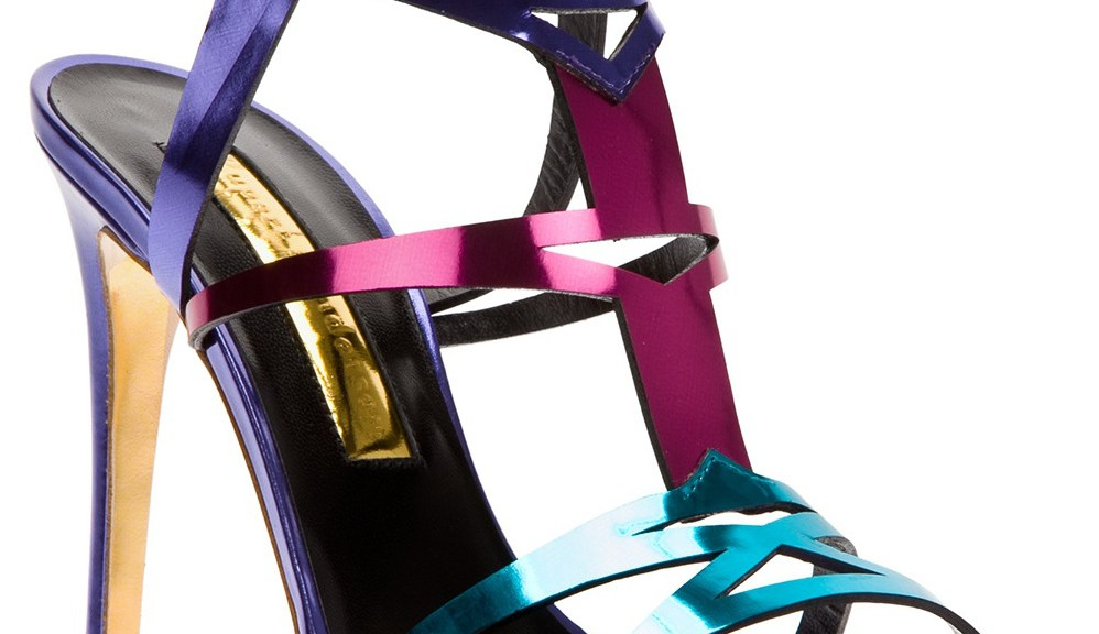 Rupert Sanderson high heel sandals