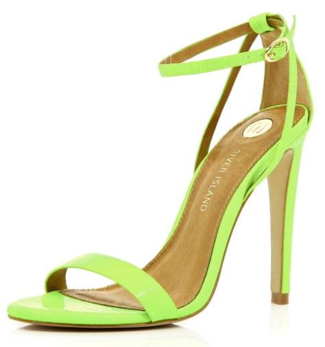 River Island sandals