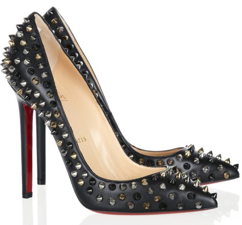 Pigalle spikes Christian Louboutin