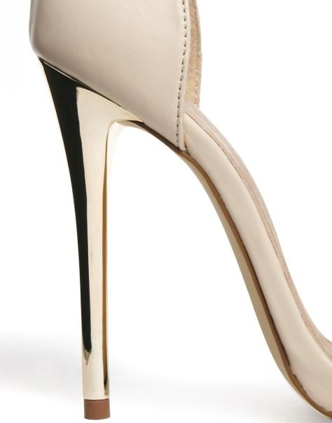 High Stiletto Heel