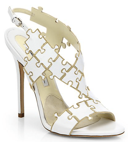 Brian Atwood puzzle high heels