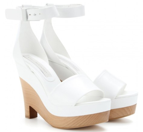 Chunky platforms by Stella McCartney