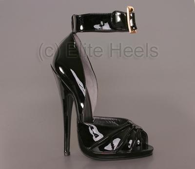 Elite Heels 6 inch heels