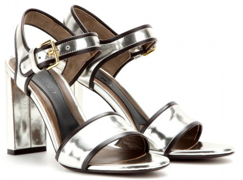 Marni chunky heeled sandals