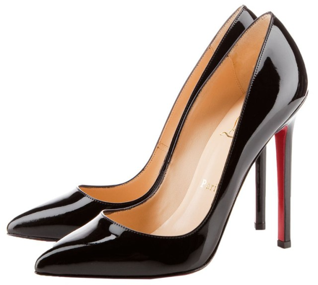 """b342d946b8a Christian Louboutin's Pigalle high heel: """"the design that ..."""