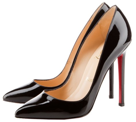 "online retailer c727f b6e1a Christian Louboutin's Pigalle high heel: ""the design that ..."