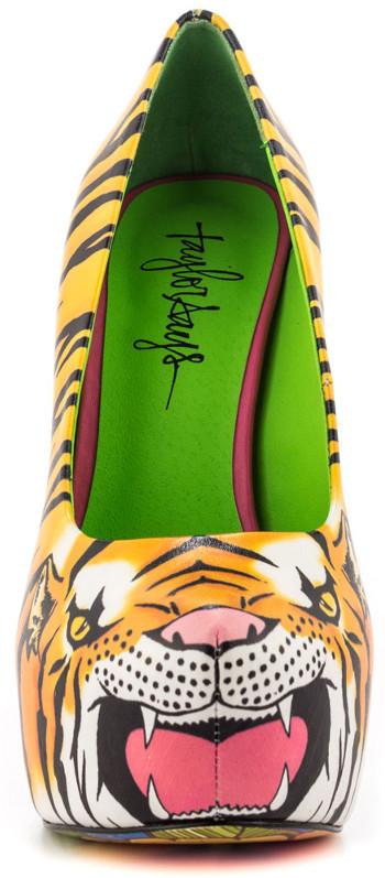 Tiger heels