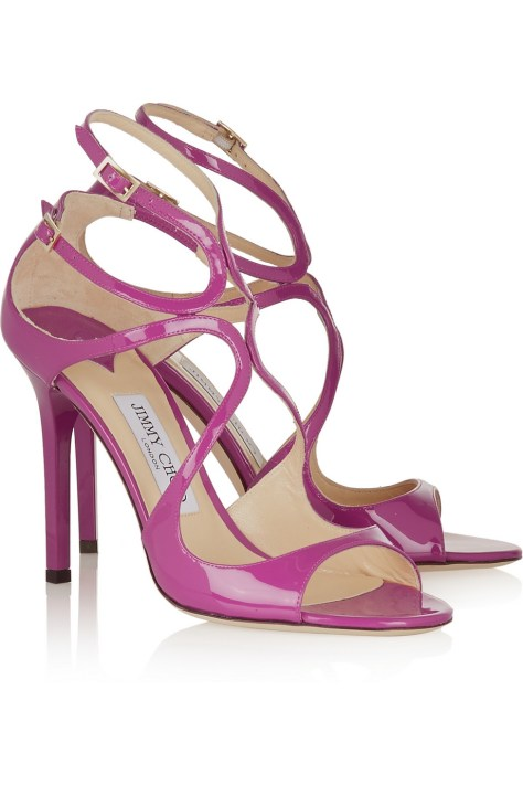 High Heel Jimmy Choo Sandals